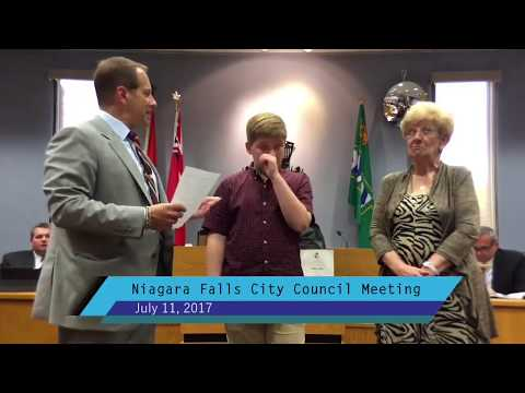 July 11, 2017 City Council Meeting