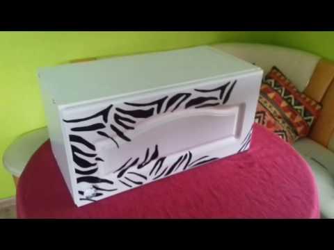 Декоративная пленка для мебели Легко!! Обновляем шкаф. самоклеющаяся пленка. Зебра-2