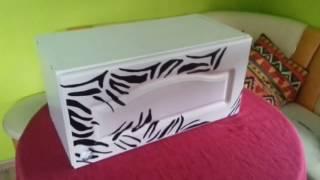 Декоративная пленка для мебели Легко!! Обновляем шкаф. самоклеющаяся пленка. Зебра-2(, 2017-02-14T08:43:44.000Z)