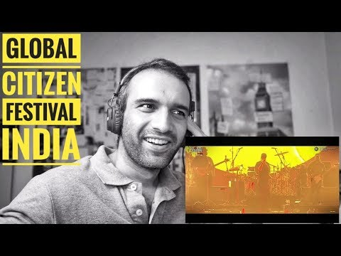 Pakistani Reacts to | What You Missed at the 2016 Global Citizen Festival India! | Reaction Check