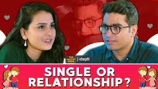 Single Or Relationship Ft. Viraj Ghehlani, Anushka Sharma | Hasley India