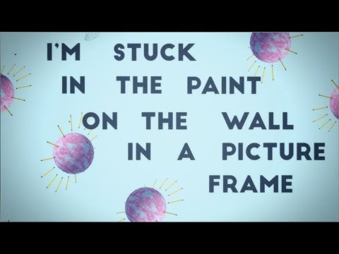 The Mowgli's - Norman Rockwell (Official Lyric Video)