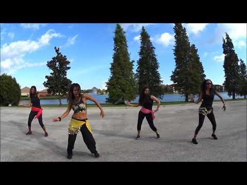 YOH YOH - BHANGRA/ ZIN 76 /ZUMBA Choreo  MARLE  BELLO DANCE