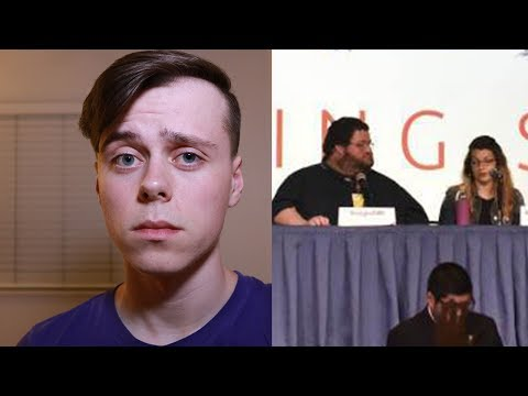 Boogie Was Bullied By Anita Sarkeesian At VidCon