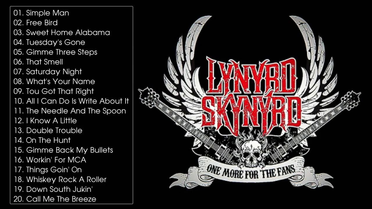 lynyrd skynyrd greatest hits best songs of lynyrd skynyrd youtube. Black Bedroom Furniture Sets. Home Design Ideas