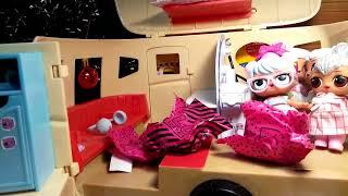 Пригоди сестер лол 15 серія!!! Розпакування сестрички ЛОЛ сюрприз!