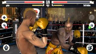 Real Boxing multiplayer android HD