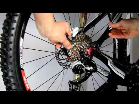 Cмотреть видео Сборка велосипеда из коробки
