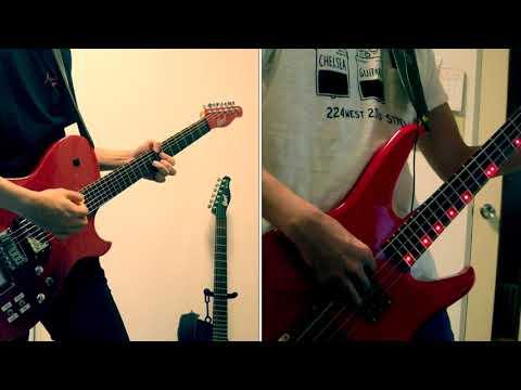 【Guitar & Base Cover】Pressure - Muse