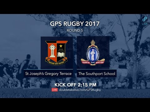 GPS Rugby 2017: St Joseph's Gregory Terrace v The Southport School