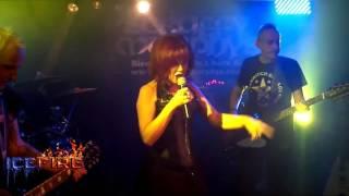 Icefire - Ain't Talkin' 'Bout Love (Scruffy Murphy's, Birmingham) 14/11/15