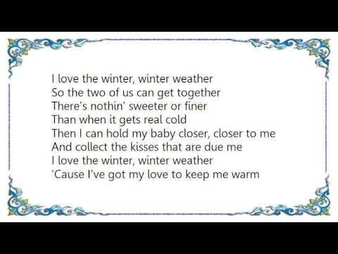 Harry Sweets Edison - Winter Weather Lyrics