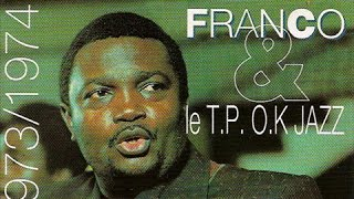 Franco, Le TP OK Jazz - Kinsiona [1972, 1973, 1974]