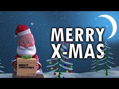 Lustige Weihnachten