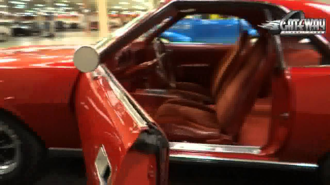 Cars For Sale St Louis Mo >> 1968 AMC AMX for sale at Gateway Classic Cars in St. Louis ...