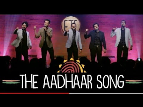 EIC: The Aadhaar Song # Trending Video # Narendra Modi