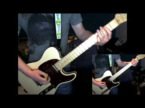 The Offspring - Come Out and Play (guitar cover)