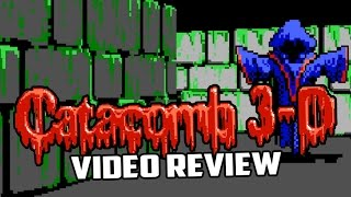 Catacomb 3-D Series PC Game Review