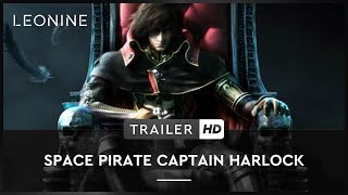 Space Pirate Captain Harlock - Trailer (deutsch/german)