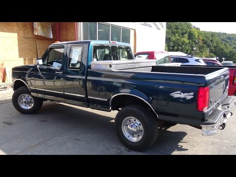 1997 Ford F250 Heavy Duty Review in 4K ! - YouTubeYouTube