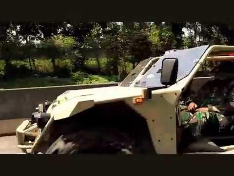 Uji Coba RANPUR TNI Buatan [PINDAD] Kayak HUMMER  !!!