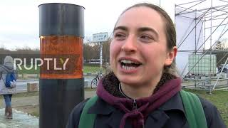 Germany: Memorial holding ashes of Holocaust victims stirs emotions in Berlin