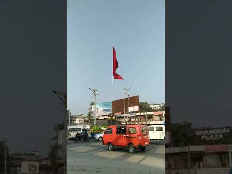 National Flag Hosting: Nepal, Tallest National Flag of Nepal in Chitwan, Nepal