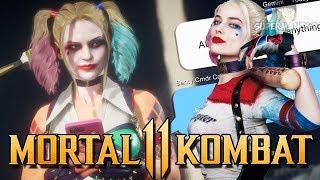 Harley Quinn Cassie Is The Best! - Mortal Kombat 11: Cassie Quinn Gameplay