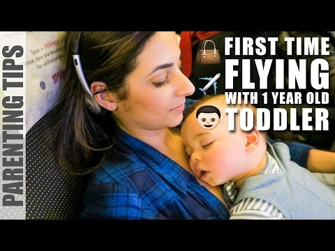 TIPS FOR FLYING WITH BABY AND TODDLER | Ysis Lorenna
