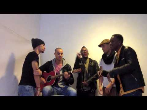 Blackstreet / Pitch Perfect - No Diggity, Acoustic (J.U.K.E Cover)
