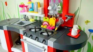 видео Игровые кухни