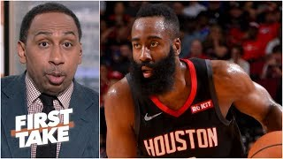 James Harden can sit out now and I'm still giving him the MVP – Stephen A. | First Take