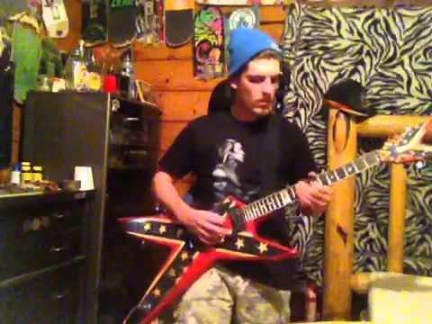 Yelawolf  pop the trunk  guitar