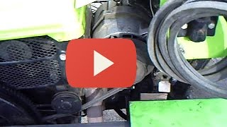 Xitoy mini traktor bo'yicha generator o'rnatish
