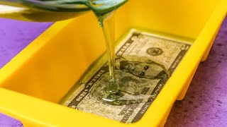 FUNNY MONEY TRICKS    5-Minute Recipes With Cash And Coins