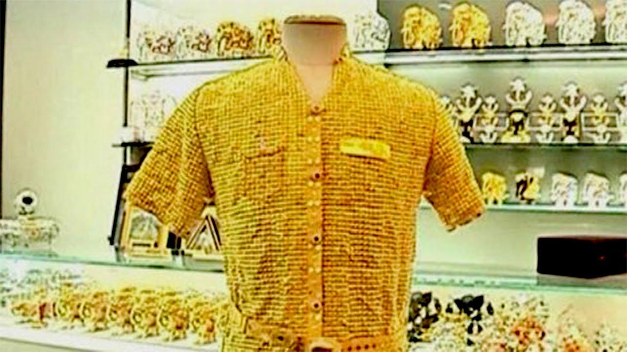 dd01ad5668b বিশ্বের সবচেয়ে দামী শার্ট যার মূল্য ২ কোটি টাকা - Most expensive shirt in the  world price 2 crore