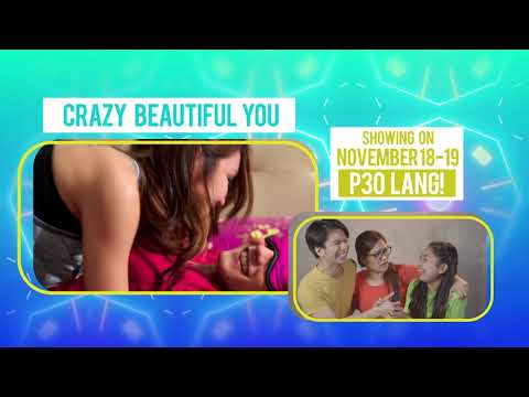 ABS-CBN TVplus: Have a Crazy Beautiful Weekend sa KBO!