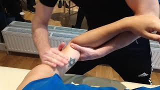 Deep Tissue Massage Part 35 professional school in London England