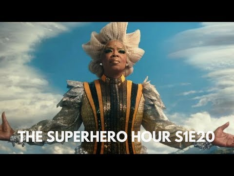 War for the Planet of the Apes Spoiler Review, D23, A Wrinkle in Time: The Superhero HR S1E20