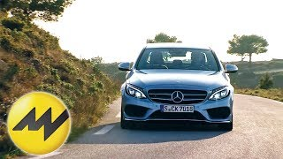 Neue Mercedes C-Klasse im Test 2014 | C400 4Matik Fahrbericht | Video