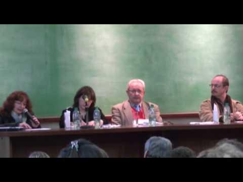 """Panel """"Etnicidad y Peronismo"""". Leonardo Senkman, Diana Lenton y Alejandro Grimson"""