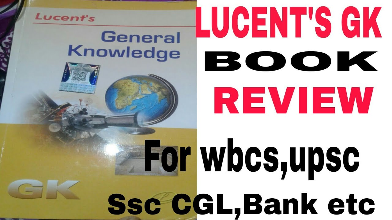 Lucent General Knowledge Book Full
