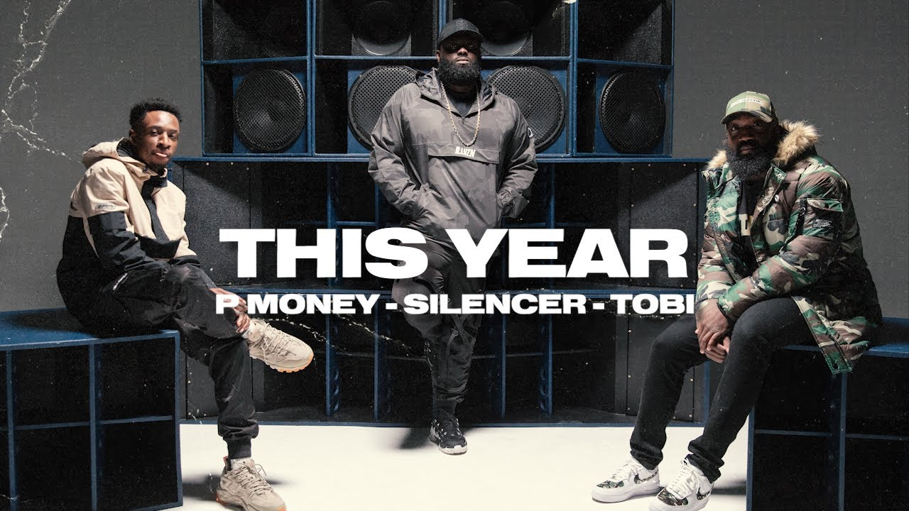 P MONEY & SILENCER TEAM UP WITH TOBI FOR NEW SINGLE 'THIS YEAR'