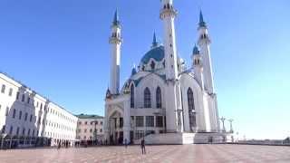 видео музеи Казанского Кремля
