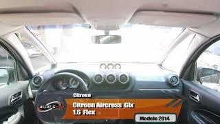 CITROEN AIRCROSS 1.6 GLX TOP DE LINHA É AQUI NA ALDO'S CAR MULTIMARCAS