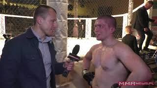Wojciech Maciantowicz zdradził czego zabrakło do pełnego zwycięstwa na West Fighting MMA 5