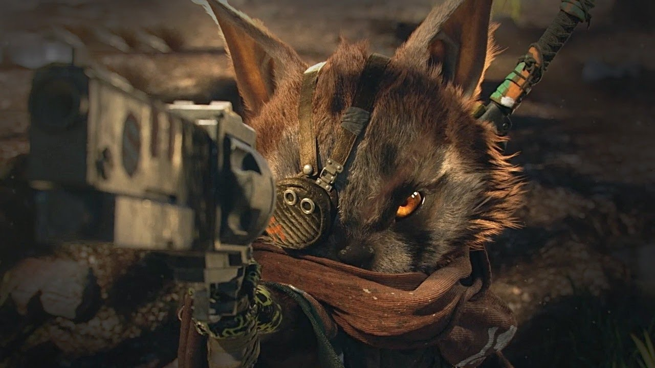 Biomutant Gameplay Demo – IGN Live: Gamescom 2017