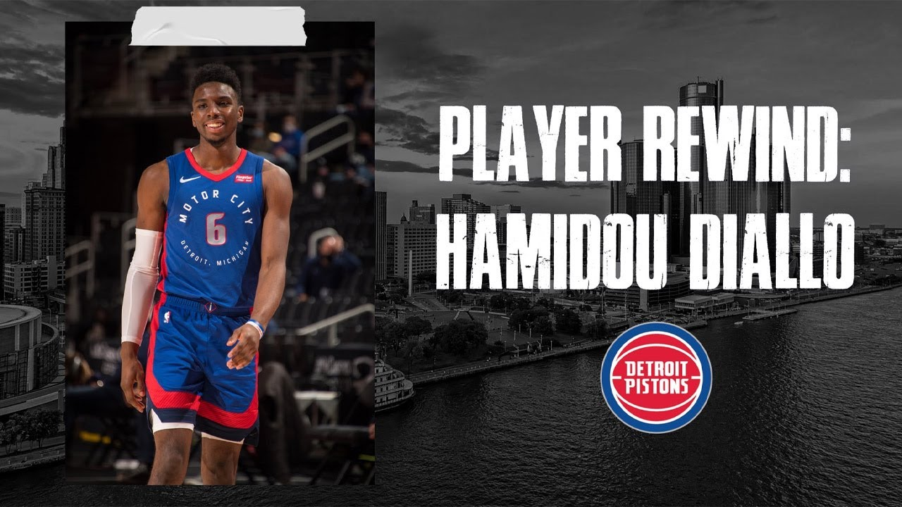 Download Hamidou Diallo: Top Plays from 2020-2021 NBA Season