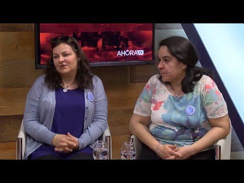 AHORA TV | María Maccarrone y Fernanda Durán - Parte 2