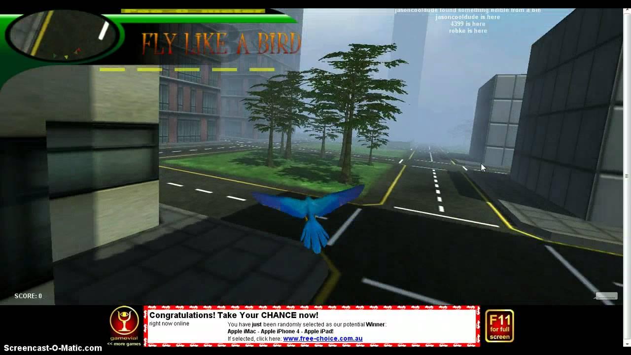 Fly Like A Bird 3 Tutorial w/ jasoncooldude - YouTube